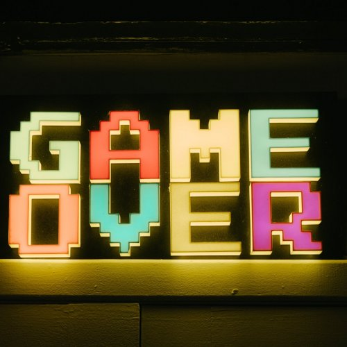 Game Over poem by Nicole Luongo