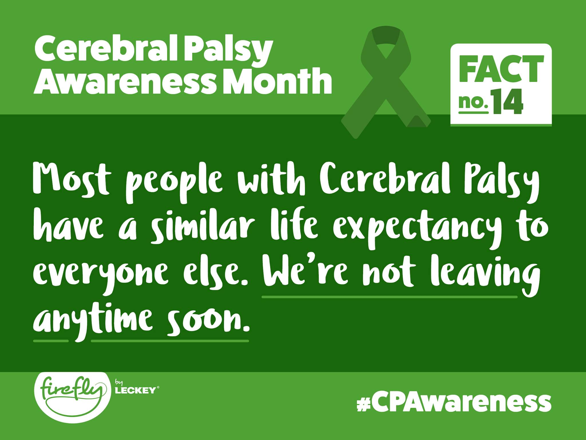 Promote Cerebral Palsy Awareness