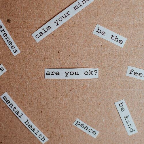 Mental Health: Take Charge, Feel Better