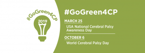 Go Green for CP in 2019
