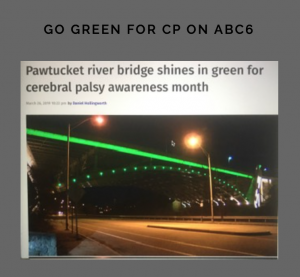 Go Green for CP on ABC6
