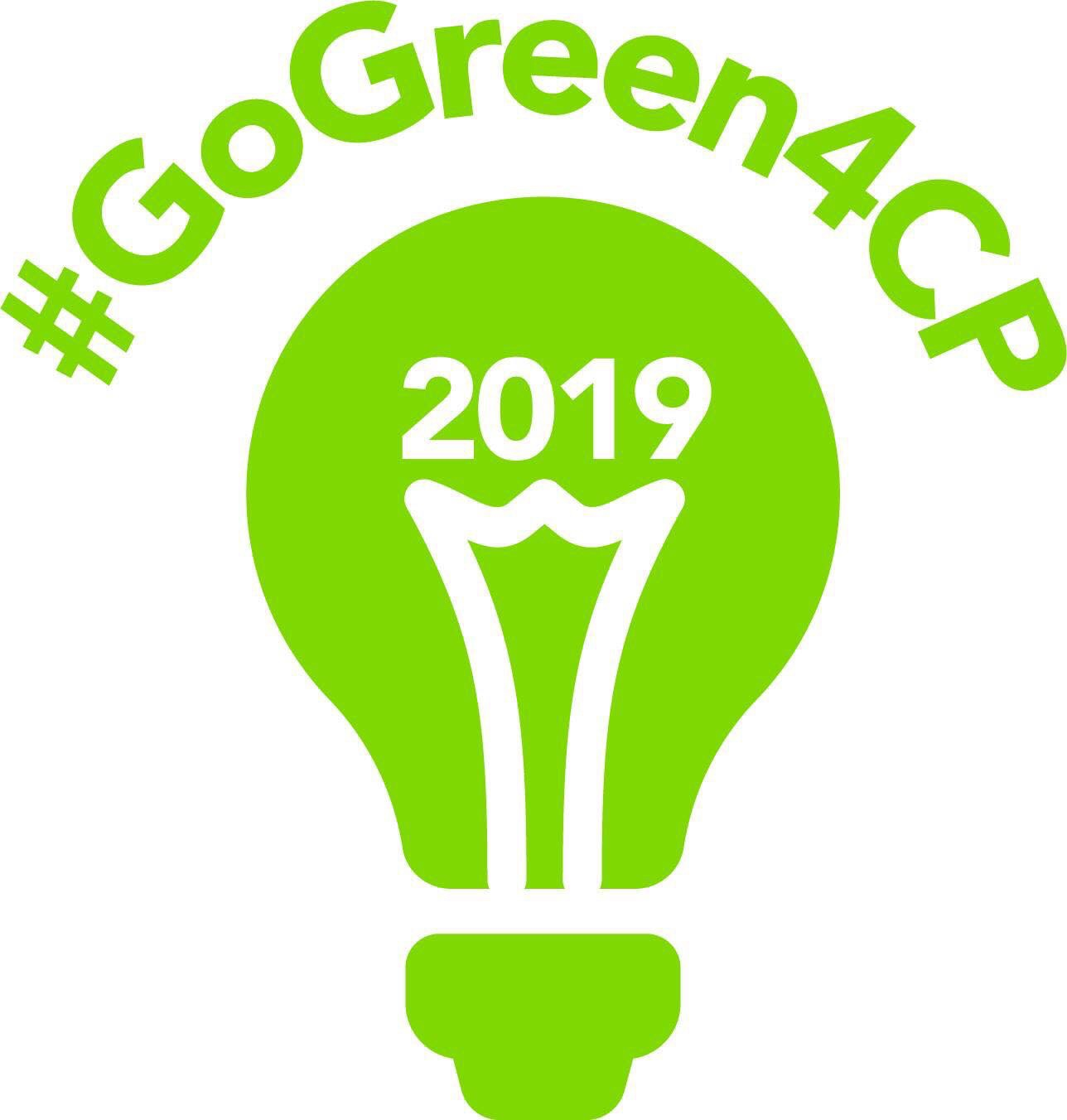 Go Green for CP World CP Day