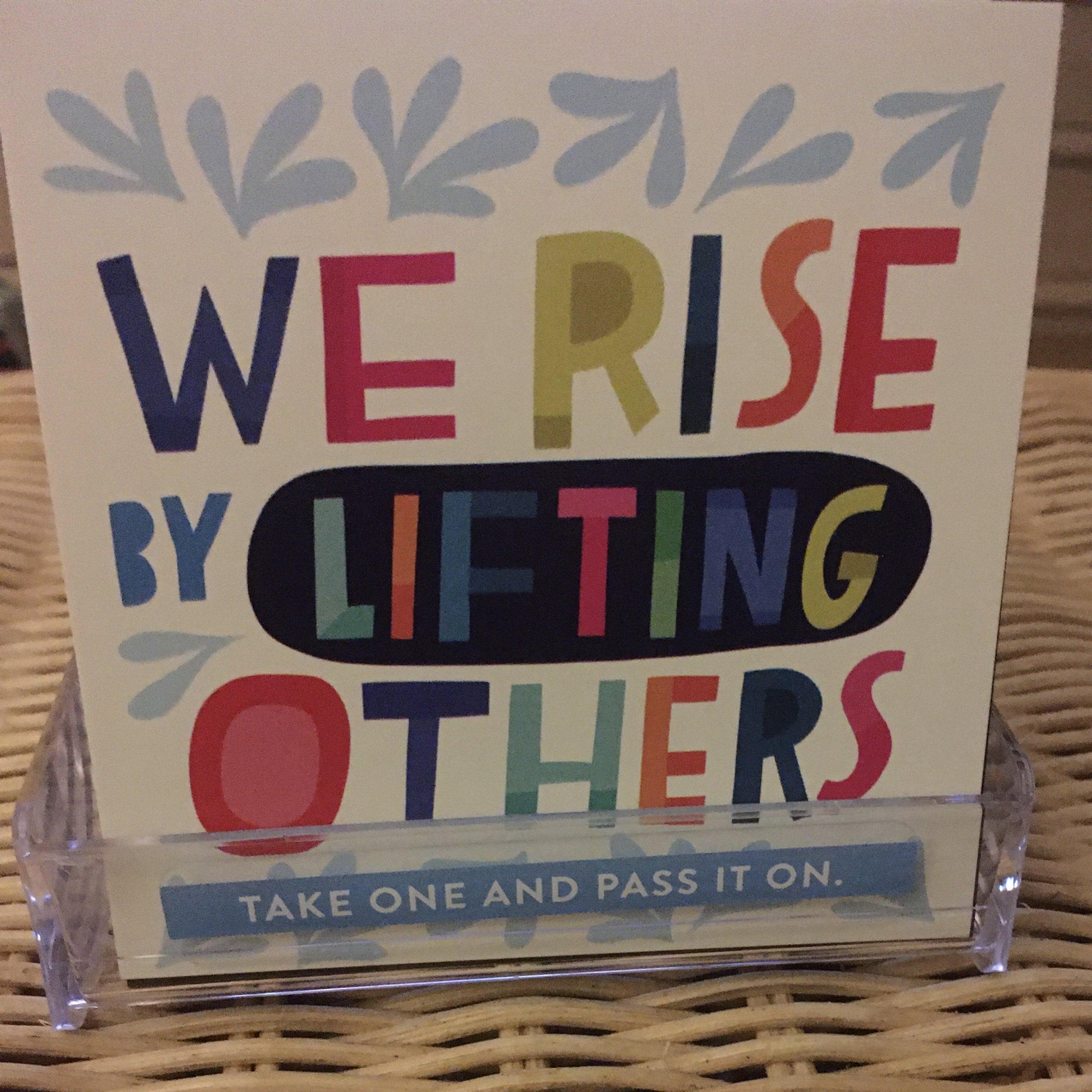 Vicky Barone's Kindness Cards